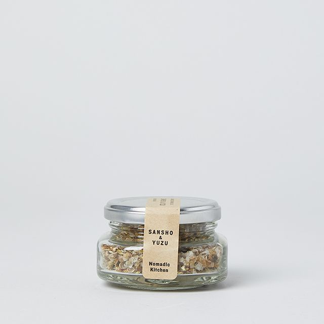 Japanese Nomadic Salt / FROM FARM