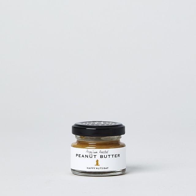 ピーナッツバター粒ありXS / HAPPY NUTS DAY