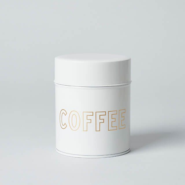 CANISTER COFFEE クリーム / 加藤製作所×TODAY'S SPECIAL