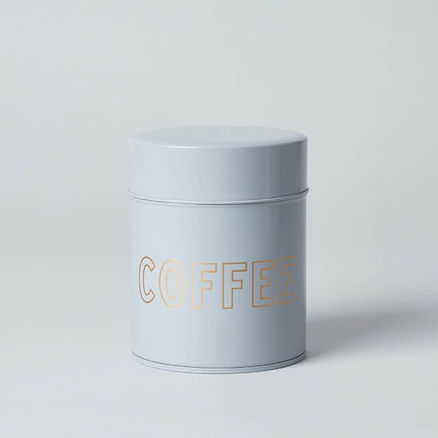 CANISTER COFFEE グレー / 加藤製作所×TODAY'S SPECIAL