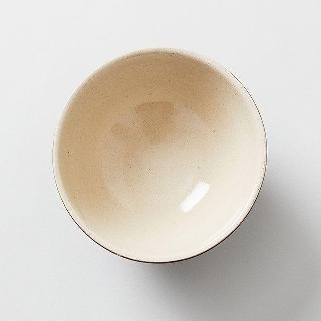 つかもと窯×TODAY'S SPECIAL 飯碗 糠白釉
