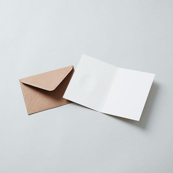 PENGUIN INK/ペンギン インク mini X'mas カード Snowflake