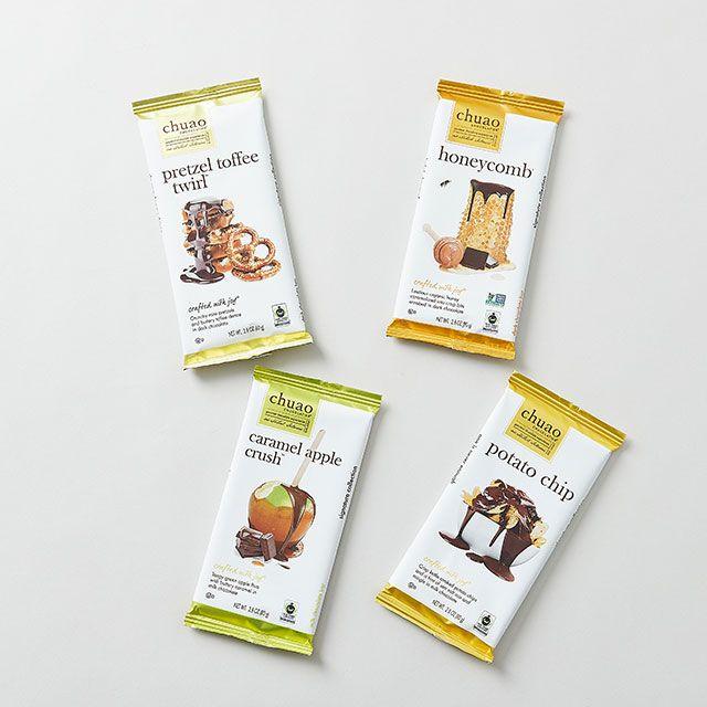 Chuao Chocolatier/チュアオショコラティエ チョコレートバー ダークチョコレート ハニー