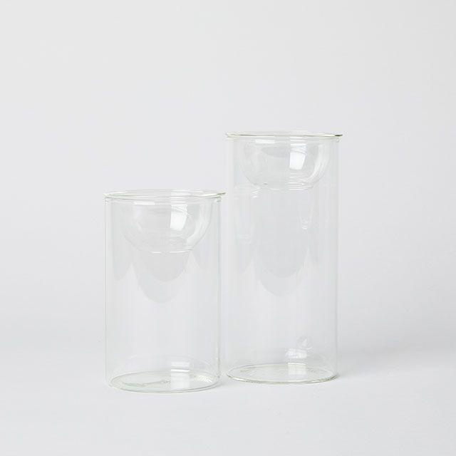 BULB VASE(水栽培ガラスベース) L