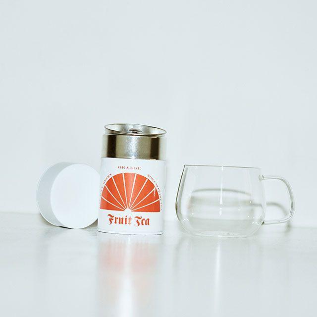 【GIFT SET】フルーツティーセット オレンジ