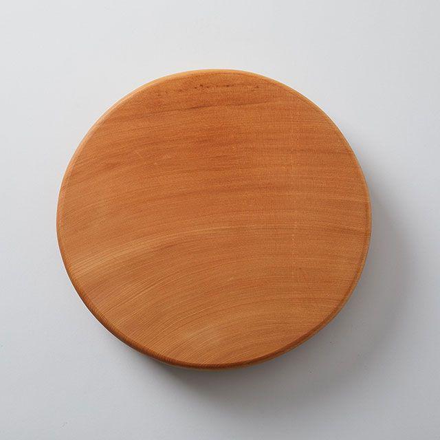 年輪のまな板