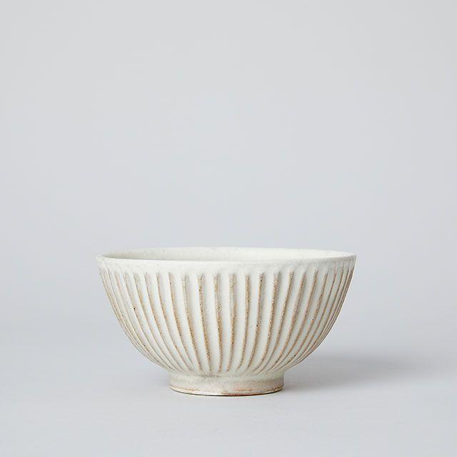 向山窯×TODAY'S SPECIAL SHINOGI 飯碗 黒田釉