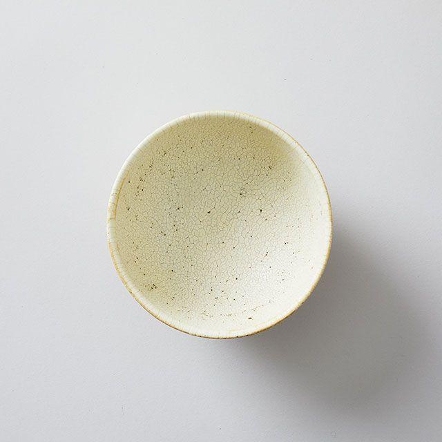 向山窯×TODAY'S SPECIAL SHINOGI 飯碗 土灰釉
