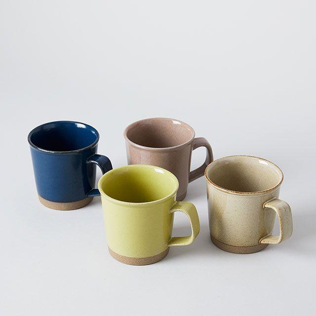 藍染窯×TODAY'S SPECIAL マグカップ 藤