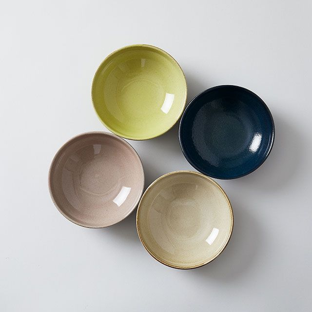 BOWL 象牙 / 藍染窯×TODAY'S SPECIAL