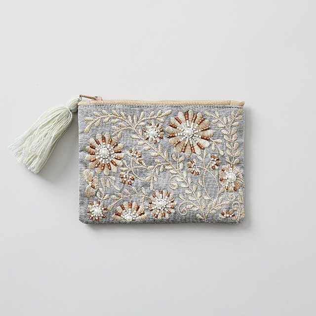 【GIFT SET】POUCH & FLOWER A