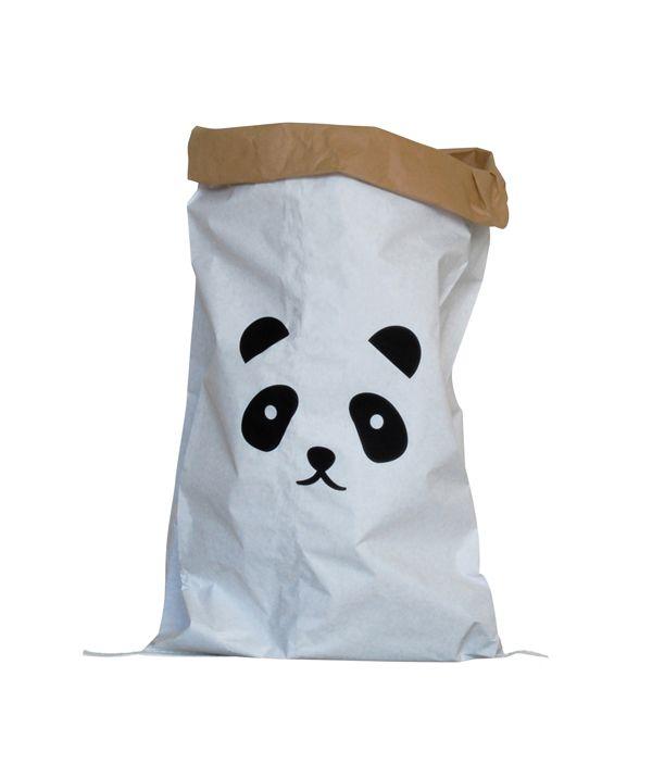 Paper Bag / Panda