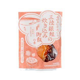 及川商店 銀鮭の炊き込みご飯の素