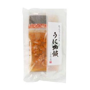 愛媛海産 炊き込みご飯の素 うに 2合用