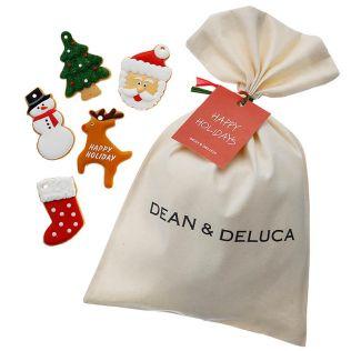 【オンラインストア限定】DEAN & DELUCA ホリデー アイシングクッキーアソート