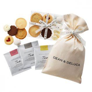 DEAN & DELUCA  クッキーアソート&ティーギフト