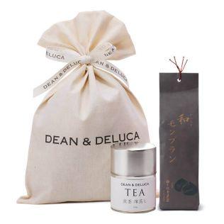 DEAN & DELUCA 和(やわらぎ)モンブランと日本茶のギフト