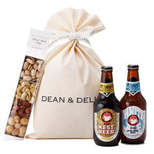 DEAN & DELUCA ナッツ&クラフトビールギフト
