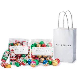 【オンラインストア限定】ホリデーピローチョコ2種とペーパーバッグのセット