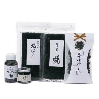 三福海苔 佐賀有明の香味のり(風呂敷)