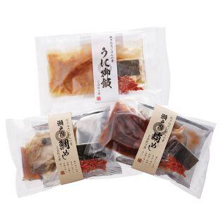 愛媛海産 漁師の炊き込みごはんの素(風呂敷)