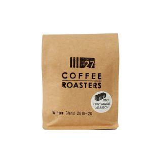 27コーヒー ウインターブレンド(豆) 19-20