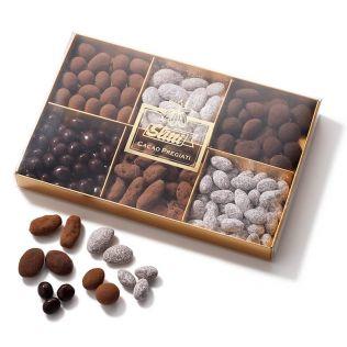 スリッティ チョコレートドラジェアソート 6種