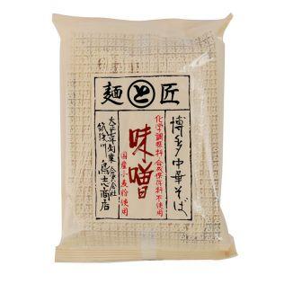 鳥志商店 博多中華そば 味噌