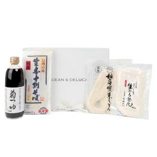 【オンラインストア限定】 DEAN & DELUCA  菊つゆ 麺味くらべ