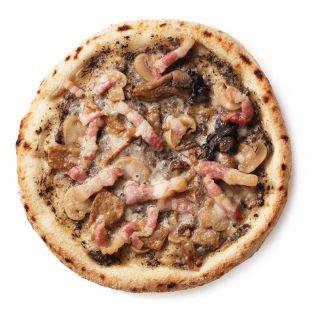 DEAN & DELUCA パンチェッタと4種キノコのトリュフピザ