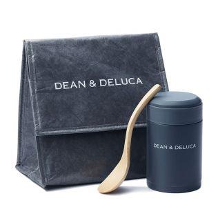 【オンラインストア限定】DEAN & DELUCA スープランチバッグセットグレー