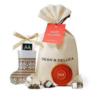 【オンラインストア限定】DEAN & DELUCA ホットシナモンスパイスティーとチョコレートギフト