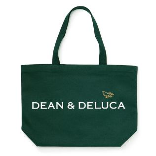 DEAN & DELUCA × PASS THE BATON リメイクトートバッグ ダークグリーン ハトL