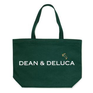 DEAN & DELUCA × PASS THE BATON リメイクトートバッグ ダークグリーン ウサギL