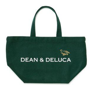 DEAN & DELUCA × PASS THE BATON リメイクトートバッグ ダークグリーン ハトS
