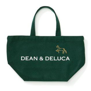 DEAN & DELUCA × PASS THE BATON リメイクトートバッグ ダークグリーン 馬S