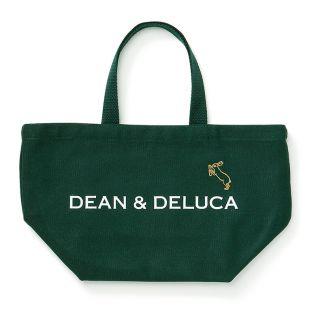 DEAN & DELUCA × PASS THE BATON リメイクトートバッグ ダークグリーン ウサギS