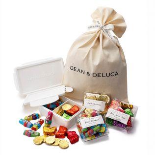 【オンラインストア限定】DEAN & DELUCA ランチボックス チョコギフト