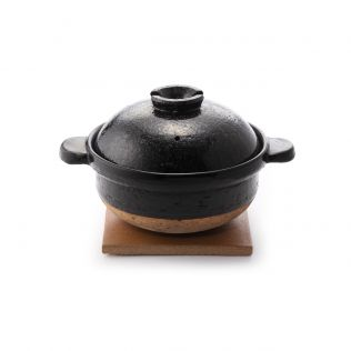 長谷製陶 かまどさん (2合炊き)
