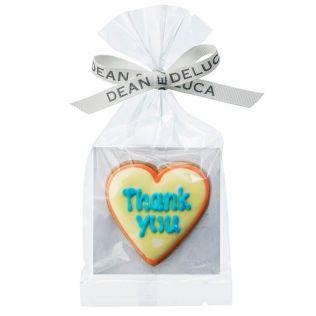DEAN & DELUCA デコラティブクッキー サンキューメッセージ ハート