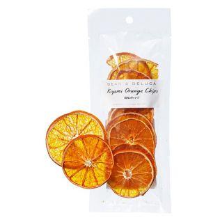DEAN & DELUCA フルーツチップス 清見オレンジ