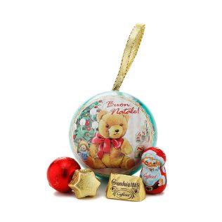 カファレル クリスマスオーナメント缶 オルセット2019