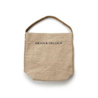 DEAN  & DELUCA リネントートバッグ S