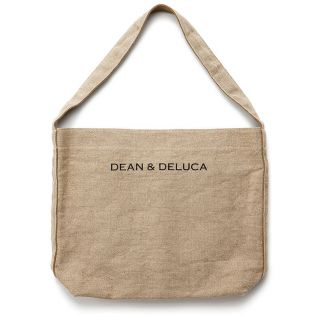 DEAN  & DELUCA リネントートバッグ L