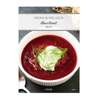 DEAN & DELUCA ビーツのスープ