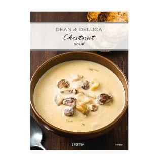 DEAN & DELUCA 栗とセップ茸のスープ【賞味期限2020年8月8日】