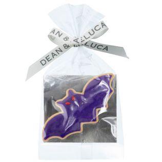 DEAN & DELUCA アイシングクッキー  紫コウモリ