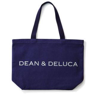 DEAN & DELUCA チャリティートート2019 パープルLサイズ