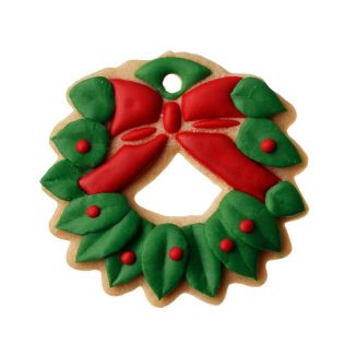 DEAN & DELUCA アイシングクッキー  ホリデー リース