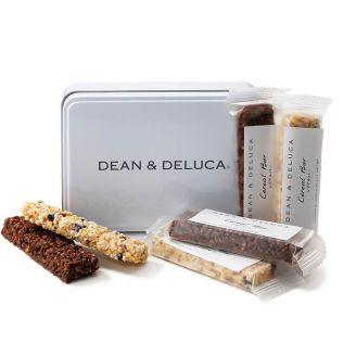 DEAN & DELUCA シリアルバー白缶 6本入り